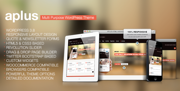 APlus WordPress Theme