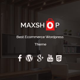 MaxShop Shopping WordPress Theme
