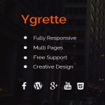 Ygrette Business WordPress Theme