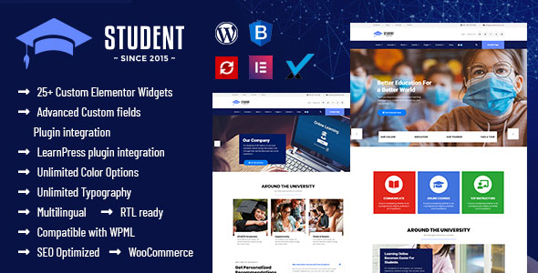 You are currently viewing Student WordPress Theme v2